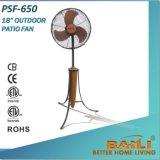 Baili ventilateur extérieur de patio de 18 pouces pour des choix de refroidissement