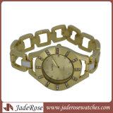 De Dames van de legering vormen Nieuwe Horloge van het Polshorloge van het Kwarts van het Horloge het Klassieke
