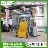 Máquina de limpieza eficiente de la serie GN de acero vía Granallado máquina