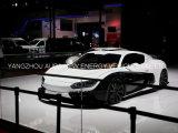 Nuova automobile sportiva elettrica di modo con 2 sedi