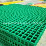 Grelhas de composto de fibra de vidro gradeamento GRP Pultrued Grarting