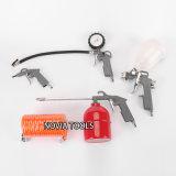 DIY la plupart de trousse à outils fondamentale populaire de pistolet de pulvérisation/air 5PCS de compresseur d'air d'outil de garage/K5-G1 réglé
