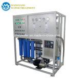 RO automático de la ósmosis inversa del sistema de desalinización de agua mineral.