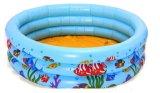 子供のための円形の膨脹可能な屋外のプール