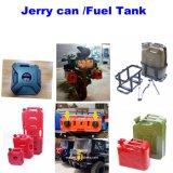 Plastikrot 5L MiniJerry kann Benzin-Dieselkraftstoff-Behälter