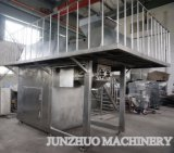 Gk-400 granulateur à sec en acier inoxydable