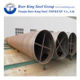 La norma ASTM A252 de acero al carbono soldadas SSAW Tubo de acero espiral