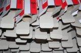 Rollo de papel de aluminio para la alimentación
