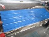 남아메리카를 위한 PPGI/Gi Prepainted 색깔 입히는 지붕 위원회 가격