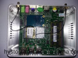 Mini guarda-fogo pequeno do computador do fator de formulários de Celeron N3150 do PC com o USB duplo do LAN 6