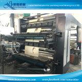 기계 유압 와인더를 인쇄하는 3200mm PP에 의하여 길쌈되는 박판으로 만들어진 필름 Flexo