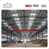 Edificio prefabricado moderno de la estructura de acero como oficina/fábrica/taller/almacén