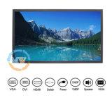 Luminosité élevée 55 Inch Touch 1500 cd/m2 Moniteur LCD avec support mural VESA (MW-551MBHT)