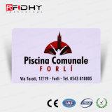 MIFARE Classic (R) 1K de la proximité RFID Carte PVC pour l'hôtel