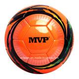 新しい標準サイズのプロ本革のサッカーボール