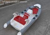 Liya 6.6mの(b)販売のための堅く膨脹可能なボートの肋骨のボート