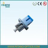 Clases de adaptador híbrido óptico de fibra para el adaptador del híbrido del Sc-FC SM de la fábrica