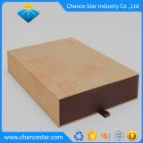 Impreso personalizado Papel cartón Tipo Cajón caja de regalo