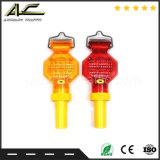최신 판매 가로변 안전 소통량 콘을%s 태양 바리케이드 램프