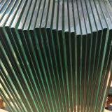 Prezzo libero di vetro poco costoso m2 di Panles dell'inferriata di vetro Tempered dell'inferriata 10mm