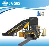 Полноавтоматическая гидровлическая машина Baler Hba80-11075 для отжимать джут