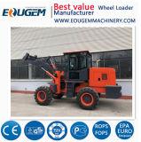По конкурентоспособной цене 2 т колесного погрузчика с маркировкой CE Zl930