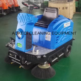道掃除人機械の細い道の小型の乗車