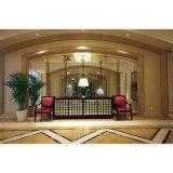 Hôtel de luxe unique à haut retour canapé rouge pour l'hôtel Hall (SL-03)