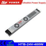24V 16A 400W ultradünne Stromversorgung für das Bekanntmachen des hellen Kastens