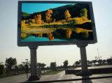P20 Waterprooof рекламы для использования вне помещений полноцветный светодиодный дисплей