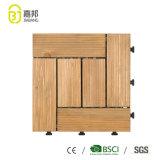 خارجيّة خارجيّة [بورتبل] فناء نضيدة حقيقيّة خشب بالجملة لأنّ شجر تنّوب أرضية تغطية قرميد ظهر مركب صاحب مصنع في الصين