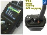 Radio de dos vías del VHF en venda del VHF con la función del GPS Digital en Digitaces y moda analógica