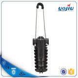 Yjpap todos los tipos de abrazaderas del cable plásticas aisladores eléctricas