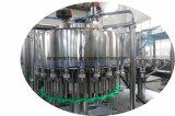 自動Monoblockの熱い飲料ジュース及び茶びんの満ちるパッキングプロセス用機器