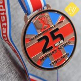 Der heiße kundenspezifische Großhandelsverkauf sterben Form-Metallsport-Preis-Andenken-Medaille