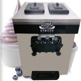 Zachte de Teller van de Bovenkant van de lijst dient MiniRoomijs Makend Machine