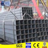 塀のポストの管のための鉄の管の長方形の鋼鉄管