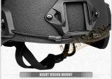 軍のNijのための弾道ヘルメット。 44 ISO標準
