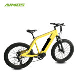 Cheap Ebike eléctrico con motor de Bafang medio duro y pantalla LCD