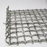 SS316かSS304正方形のステンレス鋼の溶接された金網