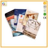 Обслуживание печатание брошюры кассеты каталога книги (OEM-GL055)