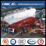 Jilin 공기 압축기와 Weichai 엔진을%s 가진 28.5cbm V 유형 시멘트 유조선