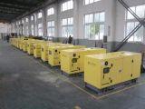 генератор электрического тепловозного двигателя Yuchai генератора 55kw молчком