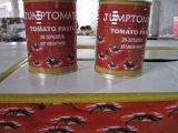 Concentración Brix 28-38% de la goma de tomate en bolso aséptico