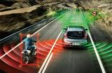 Автозапчастей автостоянка и радиолокационный датчик заднего хода