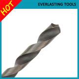 Les morceaux de foret de torsion de HSS Fuly ont meulé pour le découpage en métal