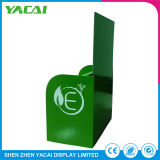 Los productos de seguridad de papel personalizado de exposiciones de Rack de soporte de pantalla para tiendas