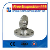 Bride du tuyau en acier avec la norme ASME