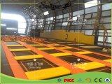 Fitness Trampoline usado EUA importados High Jump Mats para venda