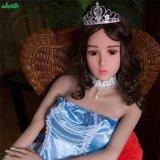 giocattolo reale dell'adulto del Giappone delle bambole del piccolo silicone Victorian del seno di 158cm